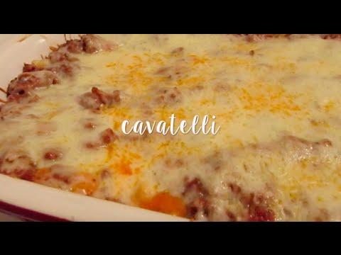 Cavatelli   Recipe   Lauren Benet