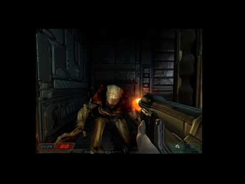 MARTIAN BUDDY DOT COM - Doom 3 Pt 19