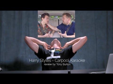 (REVIEW/REQUEST) Harry Styles Carpool Karaoke