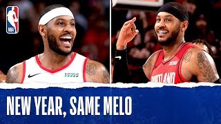 Best of Carmelo Anthony | Part 2 | 2019-20 NBA Season