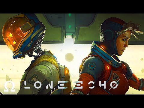 ZERO-G ANOMALY, AWESOME VR EXPERIENCE! | Lone Echo VR (Oculus Rift) Campaign / Introduction!