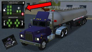 Grand Truck Simulator 2 - Interior Camera Settings Gameplay #5 Android iOS