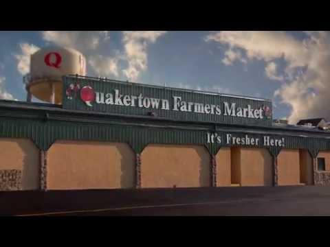 QUAKERTOWN FARMERS MARKET NEW