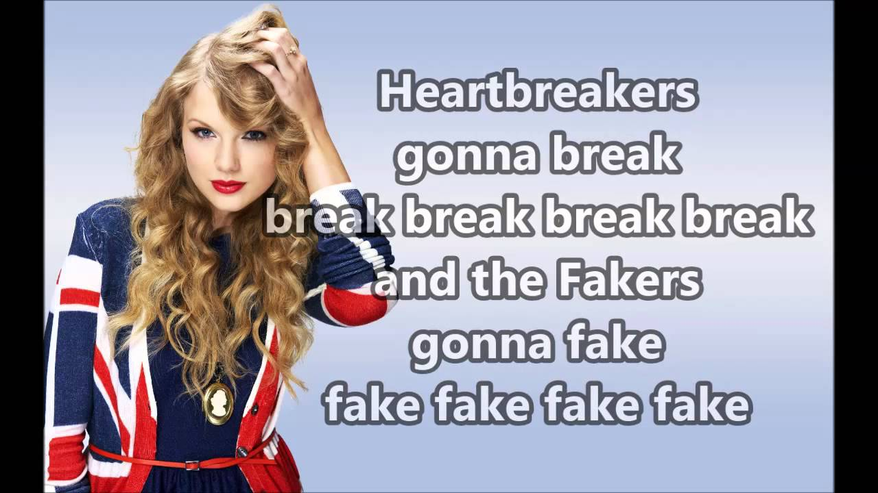 Taylor Swift Shake It Off Lyrics Youtube