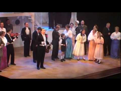 Titanic, The Musical. The Latest Rag