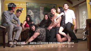 Anita Alvarado en Anita Sin Filtro 2ª Temporada Capitulo 8