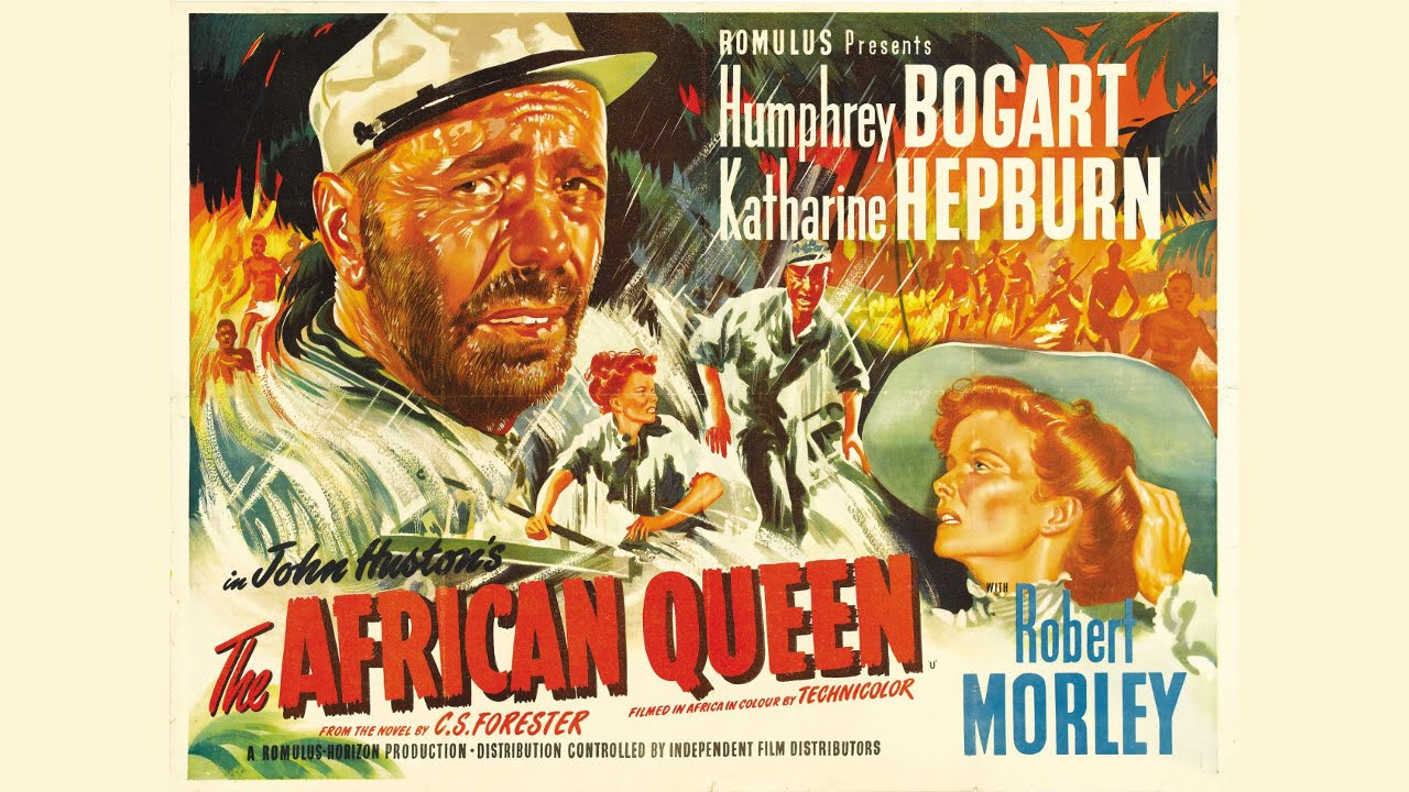 film reviews on the african queen The african queen – review john huston's film, now restored for its 50th anniversary, is a ripping reviews share on facebook.