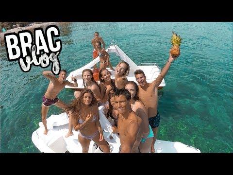 KAMERA OD 6000 KN NAM JE POTONULA U MORE I Summer Vlog