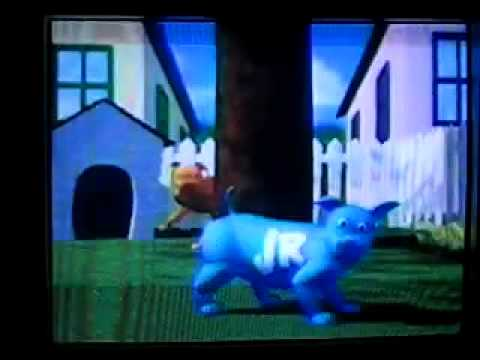 Nick Jr. Dog Bumper - YouTube