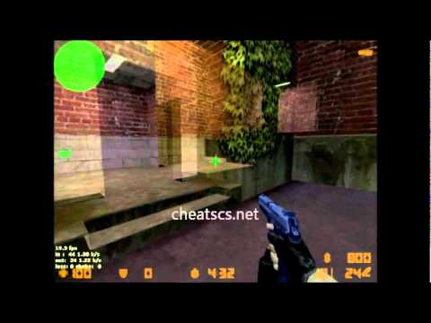 Counter Strike Super Simple Wall Hack