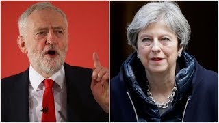 Theresa May is 'waiting for instructions' from Trump on Syria response, says Corbyn | ITV News