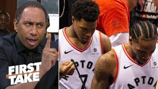 Download 'You were up 3-1!' – Stephen A. doubts if the Raptors can win Game 6 | First Take Mp3 and Videos