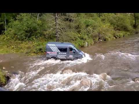 Off-road на Алтае: Соболь 4x4, экстрим и горы!