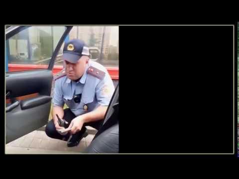 Инспектор ГАИ круто въехал в Дао !