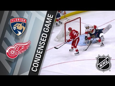 Florida Panthers vs Detroit Red Wings – Jan. 05, 2018 | Game Highlights | NHL 2017/18. Обзор матча