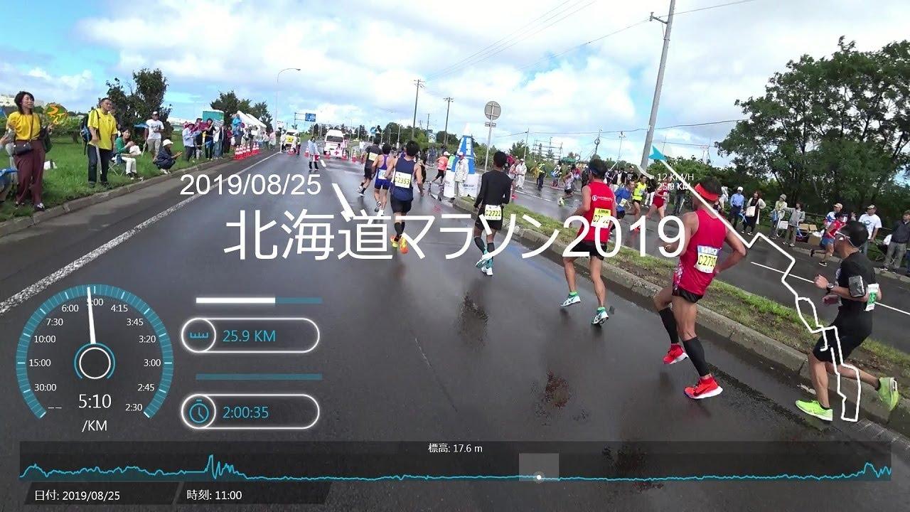 北海道 マラソン 2019 結果