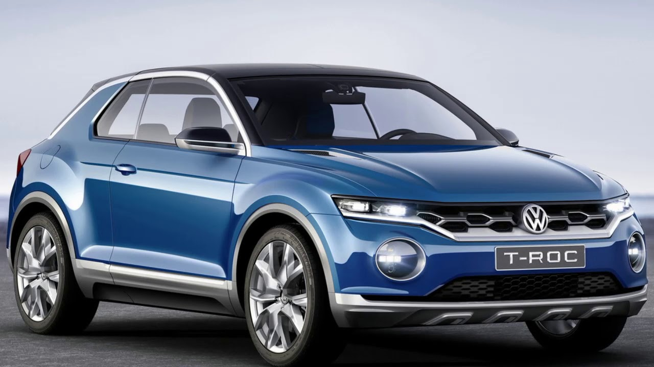 volkswagen t cross suv to be revealed in 2018 youtube. Black Bedroom Furniture Sets. Home Design Ideas