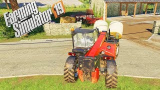 Farming Simulator 2019 Timelapse l Old Streams Farm #18