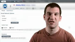 Football Manager 2012 - Video Blog - Social Networking