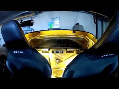 Lotus elise S2 Rover: Rear clam removal