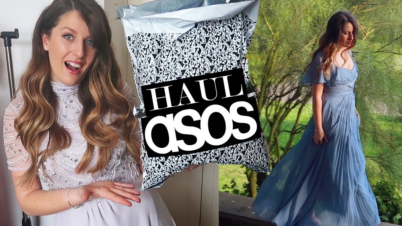 ASOS HAUL & TRY ON   Wedding guest outfit ideas 2019 6