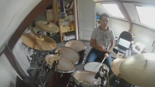 Julia Zahra just an illusion - Drum cover