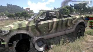 Afterwork-pelit: ARMA 3 - Liberation, osa 15