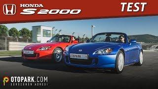 Honda S2000 | Ait olduğu yerde, pistte test ettik! | TEST
