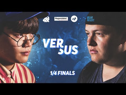 WING vs CHEZAME | Vocal Masters 2018 | 1/4 Final