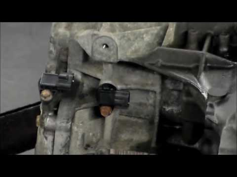 Фото к видео: Nissan RE4FO4B, Quick Tip