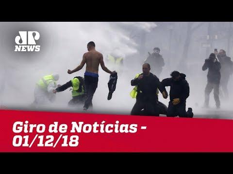 Giro de Notícias - Edição de 01/12/2018