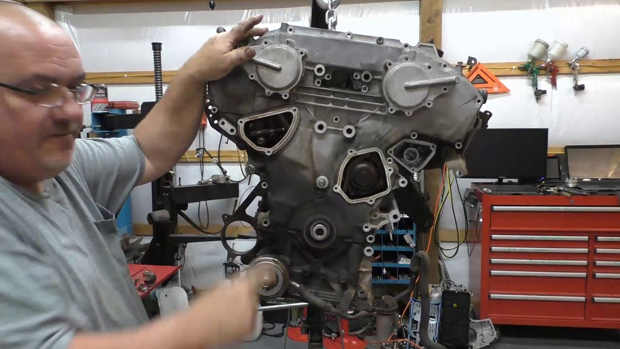 Nissan P0011 P0021 Timing Chain Trouble