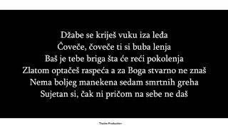 Škabo - Vuk vuku nikad čovek (TEKST) #2