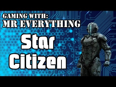 Star Citizen Search for the Huge Wreck in Yela