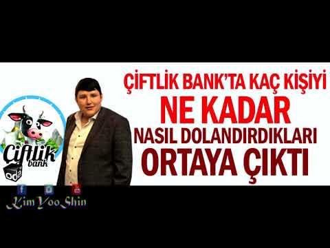 Çiftlik Bank Sahibi Dombili Mehmet Aydın'ın Açıklamaları