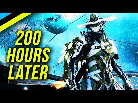 WARFRAME 200 Hours Later... Be A Part Of Something Bigger thumbnail