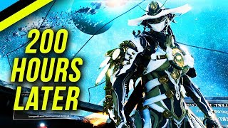 WARFRAME 200 Hours Later... Be A Part Of Something Bigger