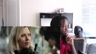 Avengers: Infinity War Official Trailer - Reaction