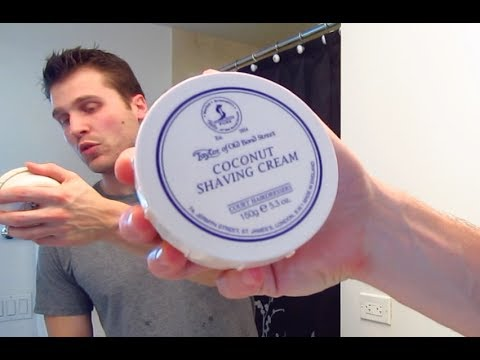 Taylor of Old Bond Street Shaving Cream - Shave Review