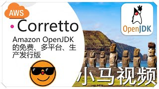 【Java】Corretto - 基于 OpenJDK 的免费、多平台、生产用发行版
