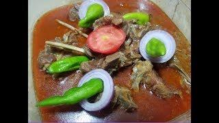 Kunna Gosht Recipe by hamida dehlvi