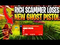 Rich scammer loses his new ghost pistol scammer gets scammed fortnite save the world mp3