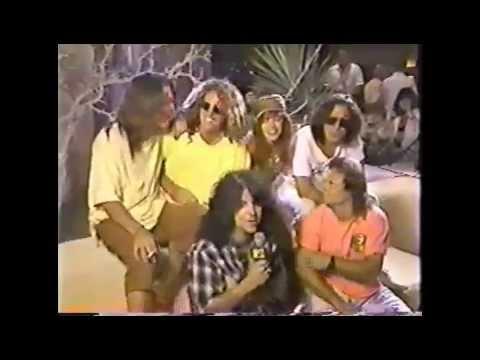 MTV's Viva Van Halen Saturday - 1990