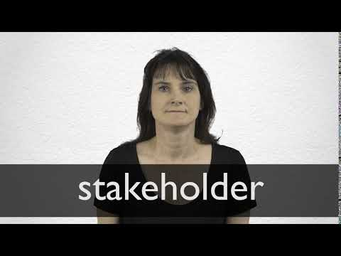 stakeholder definition nicht hindi