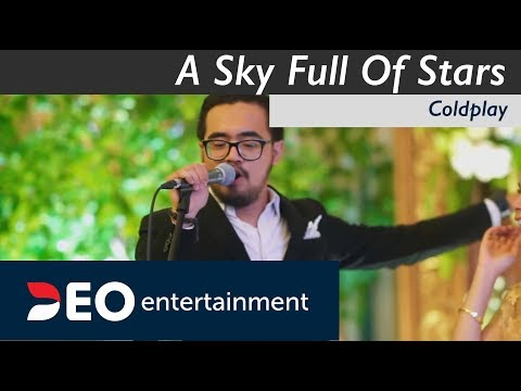 A Sky Full Of Stars - Coldplay at Balai Sudirman | Cover by Deo Entertainment semi orchestra