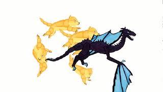 собаки и дракон