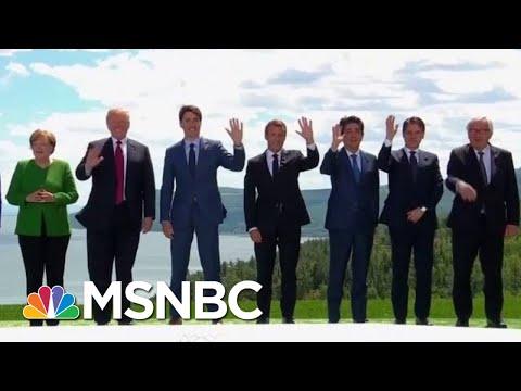 G7 Participants Brace