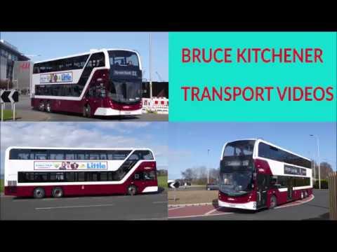 Lothian Buses Enviro400XLB Buses