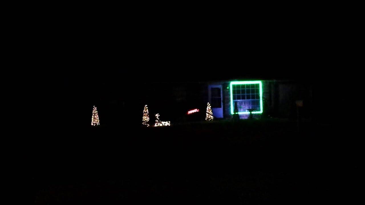 kerstmis licht show wizards - photo #22