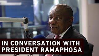 Full interview: President Ramaphosa in conversation with Xolani Gwala